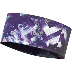 Buff Fastwick - Couvre-chef - violet/blanc